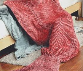 Soft Mermaid Blanket..