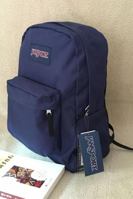 Simple Leisure Backpack